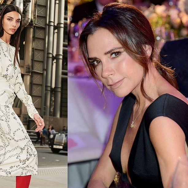 #FeedTheModel: Victoria Beckham slammed for using 'ill-looking' model for her latest campaign