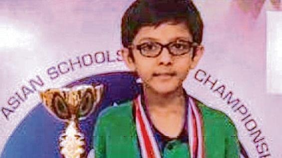 Mumbai boy Aryaveer shines in Western Asian Rapid chess