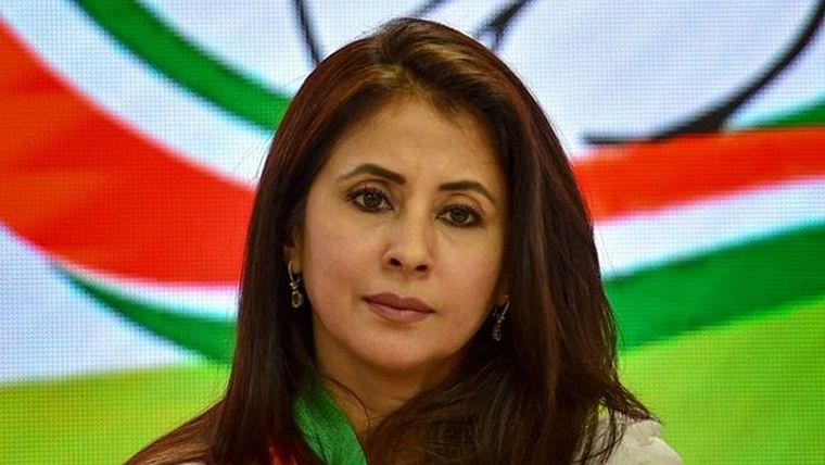 I am not joining any political party says Urmila Matondkar