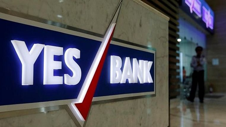 Yes Bank shares plunge 20% in afternoon trade