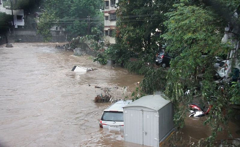 Pune rains: Death toll rises to 23, 8 missing