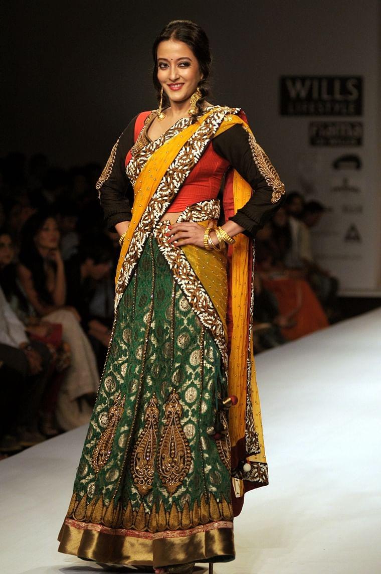 Raima Sen's fashion cues: Be confident, be comfortable
