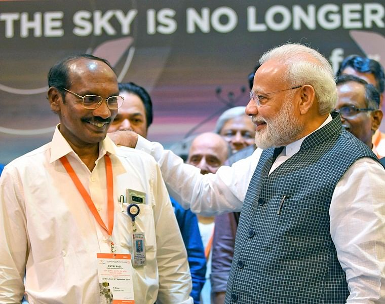 'Thank you for standing by us': ISRO to all Indians after it lost contact with Chandrayaan-2's Vikram lander