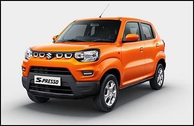 Maruti Suzuki launches S-Presso