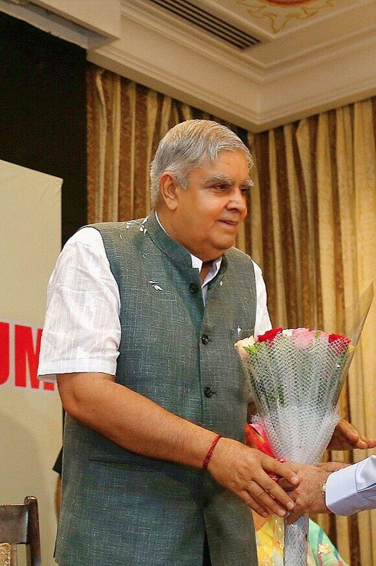 West Bengal Governor to visit ailing Jadavpur University VC Suranjan Das at hospital