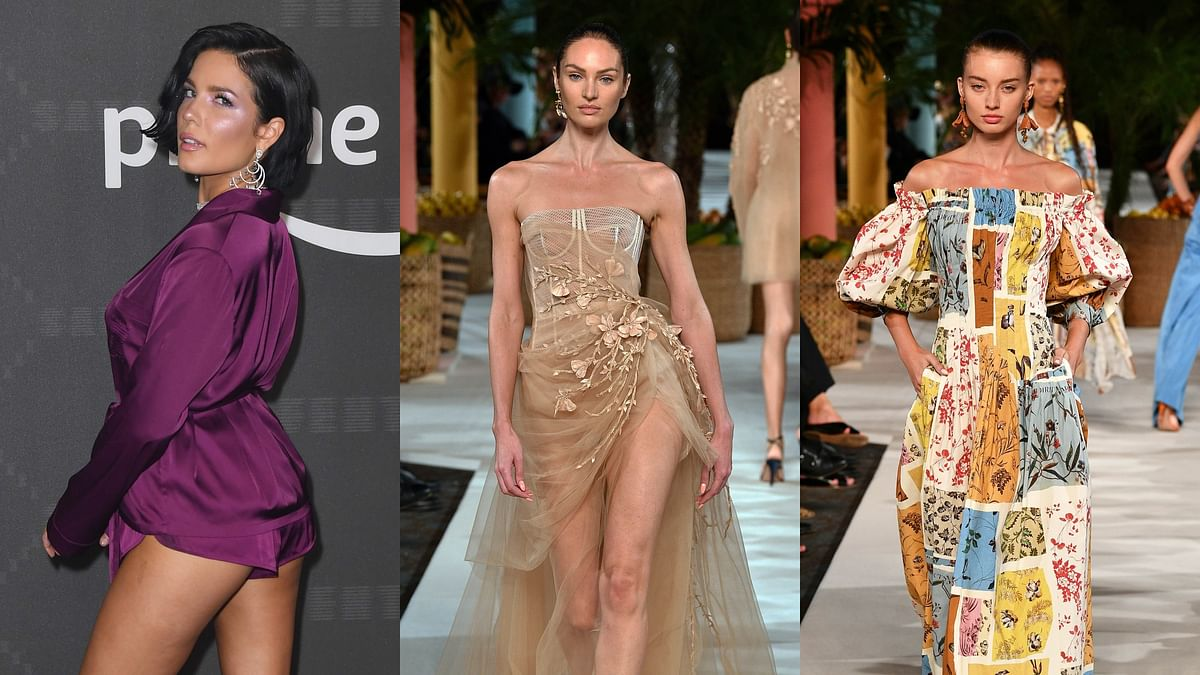 All pictures from New York Fashion Week 2019