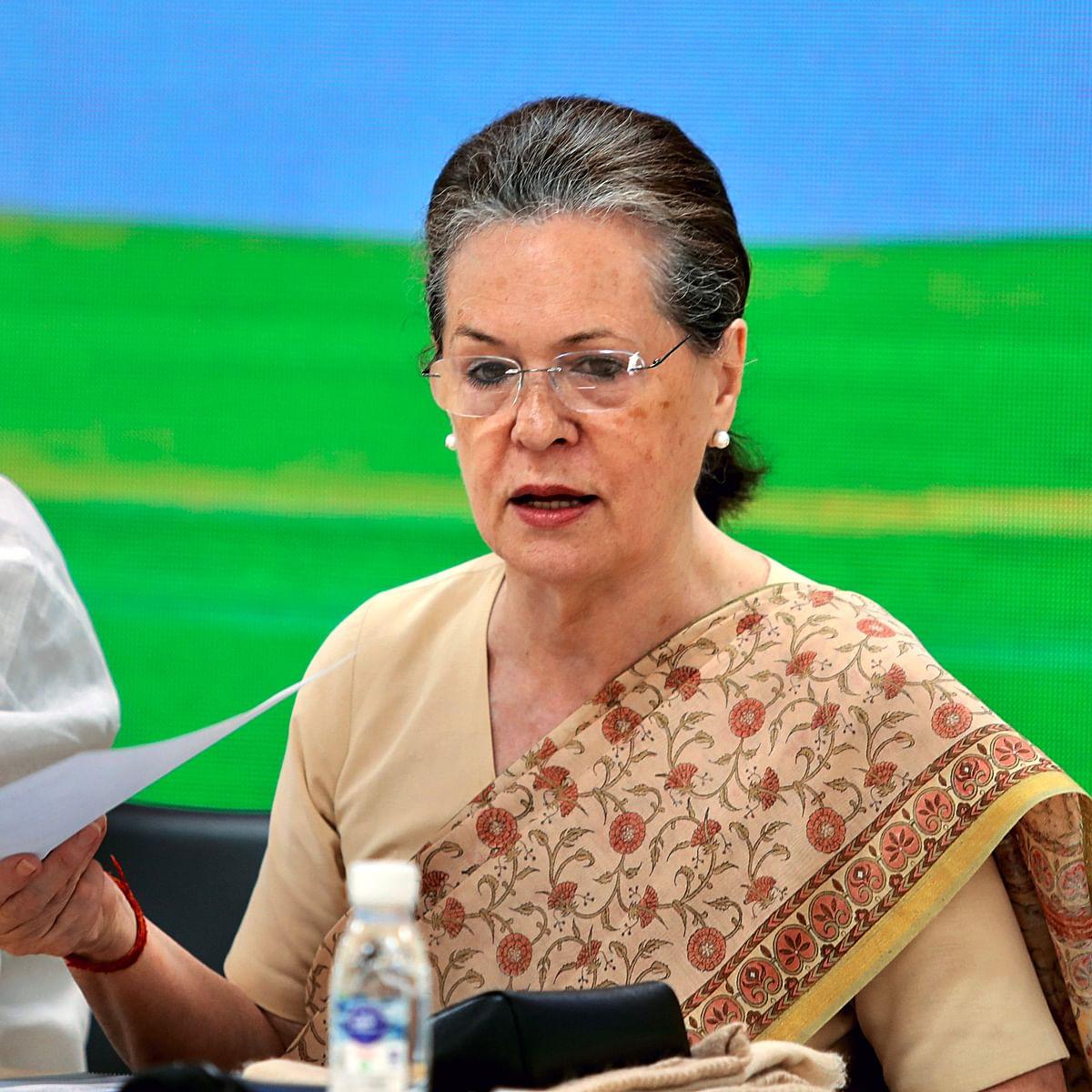 PM forgets DeMo, nation won't: Sonia Gandhi