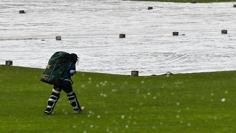 Pakistan vs Sri Lanka: One-day international match calls off today due to rain in Karachi