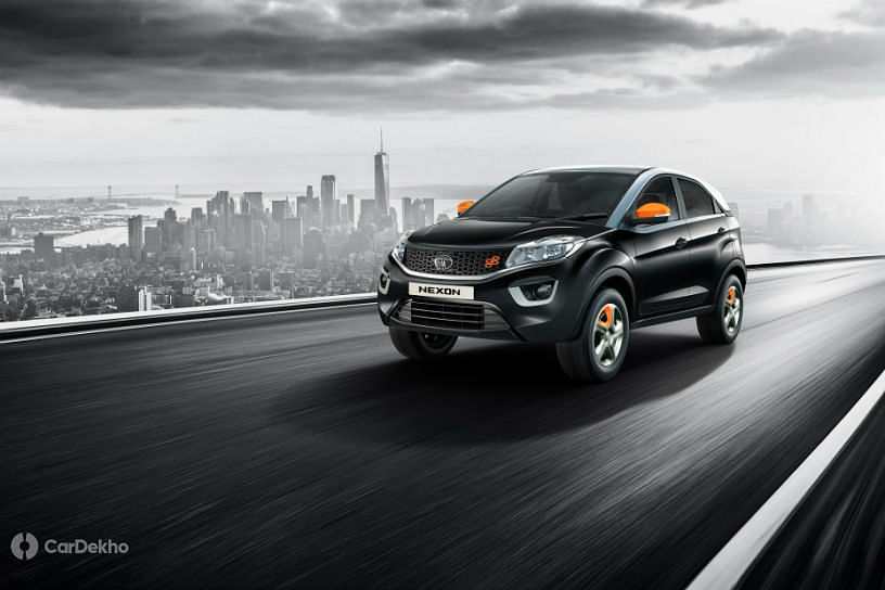 Tata Nexon Kraz limited edition launched in India, starts at Rs 7.57 Lakh