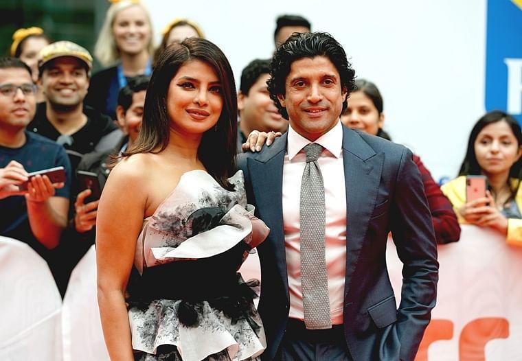 Priyanka Chopra and Farhan Akhtar
