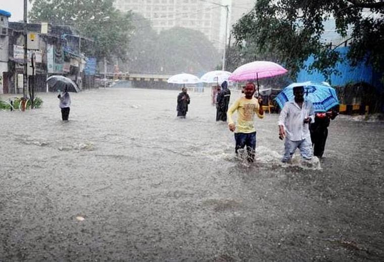 Severe thunderstorm, heavy rainfall in Mumbai today: IMD