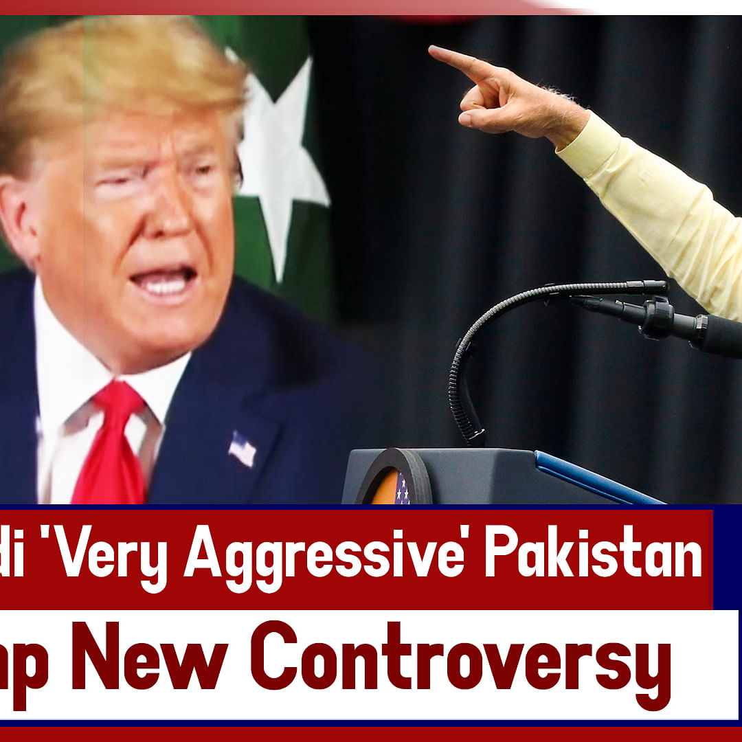 PM Modi Was 'Very Aggressive' About Pakistan: Donald Trump Inflames New Controversy Statement