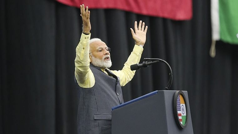 Houston: A triumphant rally for PM Modi