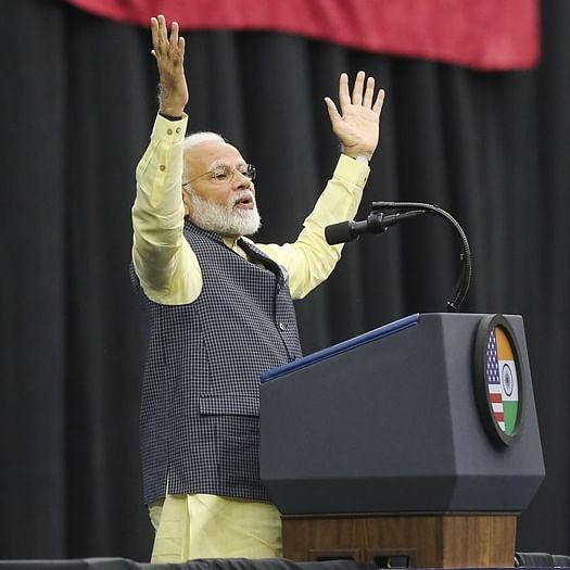 Houston: A triumphant rally for PM Modi