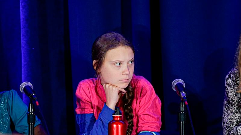 'Wh*** can take a pounding': Italian football coach fired for shocking comments about Greta Thunberg