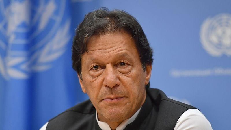 International media covering Hong Kong but not Kashmir': Imran Khan whines again