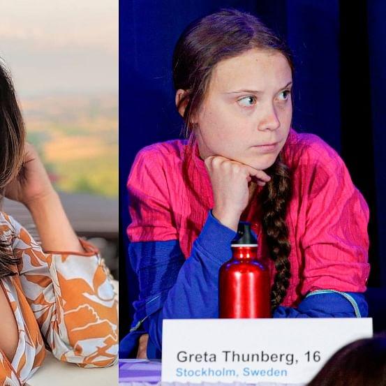 Thank you, Greta, for much-needed punch in the face: Priyanka Chopra