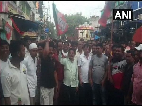 BJP workers observing 12- hour bandh in West Bengal