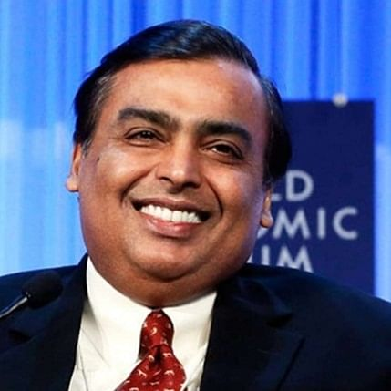 Where does Mukesh Ambani fall in the list of 'Richest Billionaires'?