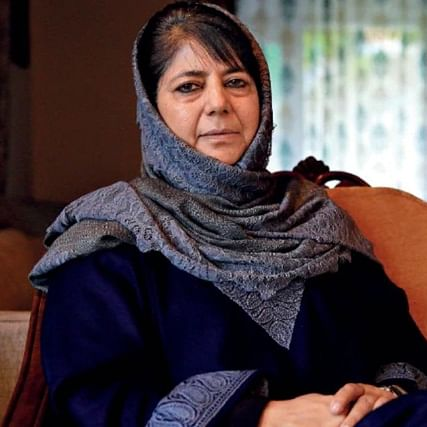 Mehbooba Mufti seeks details on detainees in Jammu and Kashmir since August 5, daughter writes to government