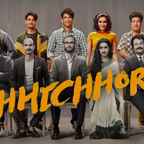 'Chhichhore' unstoppable at box office, crosses Rs 75 crore mark