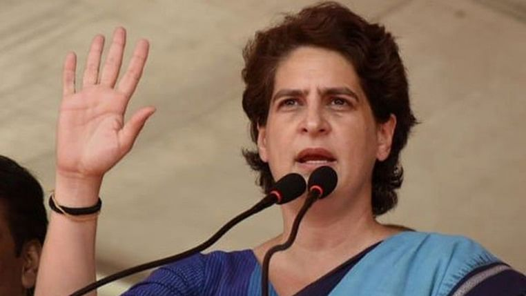 Priyanka Gandhi Vadra flays govt over furlough to Chautala after BJP-JJP deal