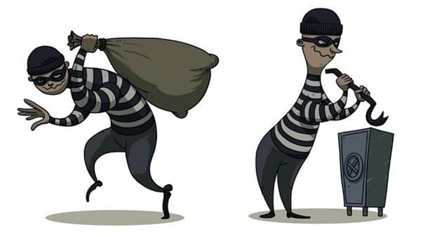 Mumbai: 6 robbers loot gold, cash at Nalasopara