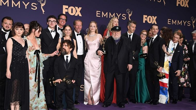 'Game of Thrones' wins big at Emmy Awards 2019