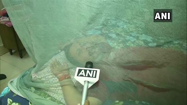 Patna: Nitin Navin, BJP MLA from Bankipur, tested positive for dengue