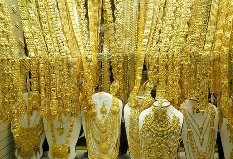 Gold prices fall by Rs 86, traded at Rs 38,073 per 10 gram