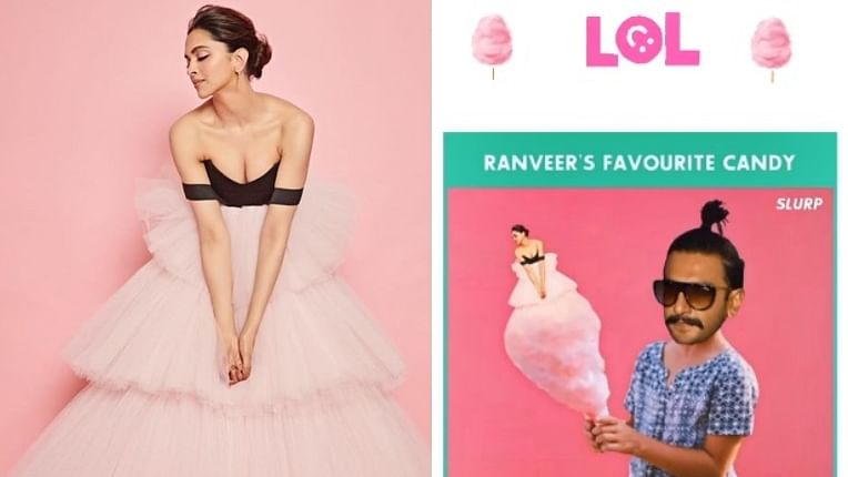 Deepika is Ranveer's favourite 'candy' as her MAMI outfit turns into a meme