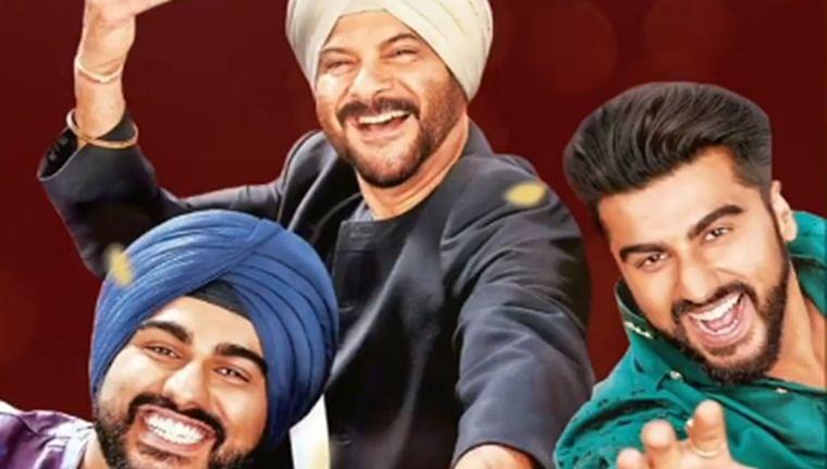 Arjun Kapoor teases fans about 'Mubarakan' sequel