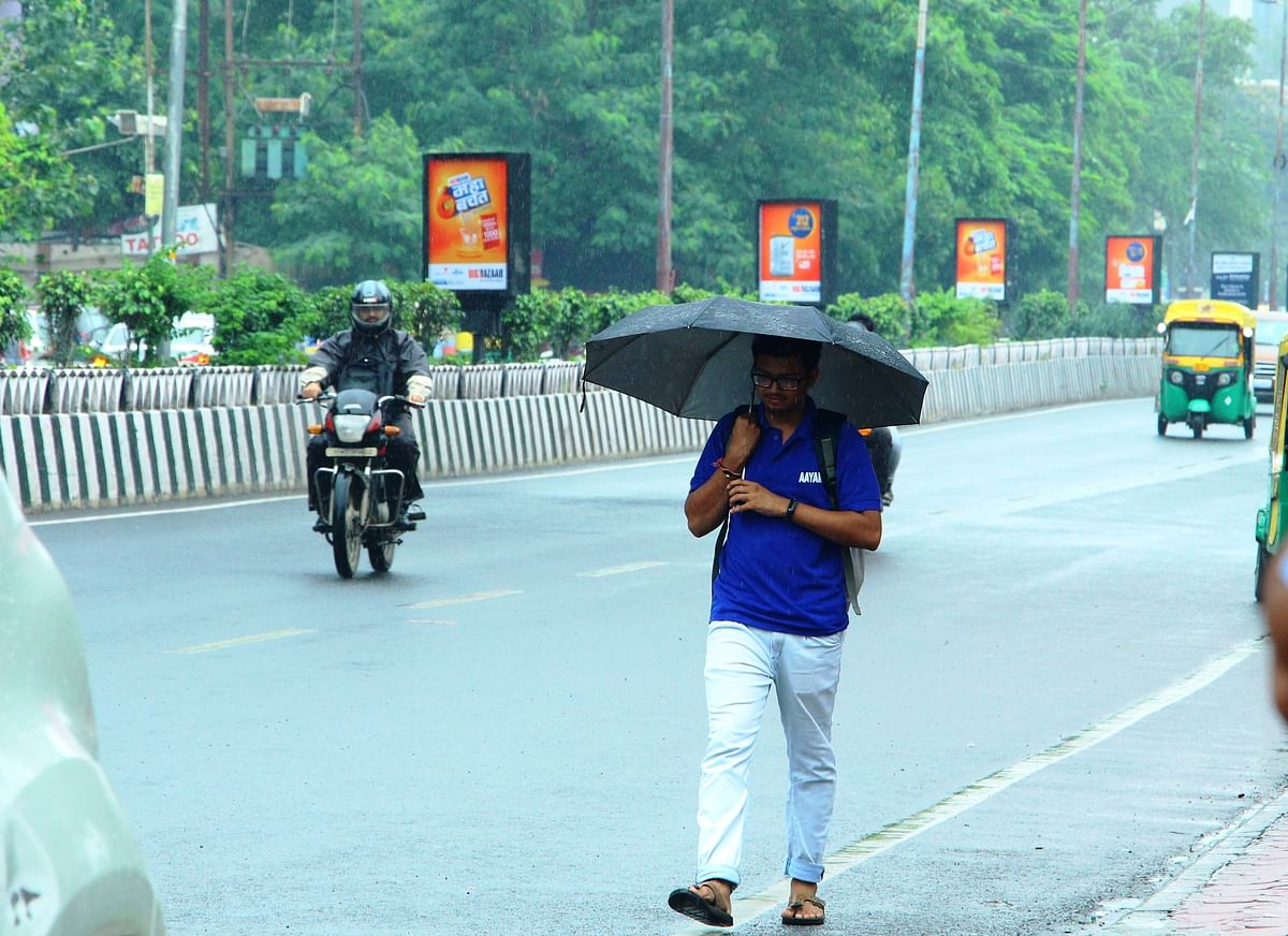Indore: Monsoon withdraws but not rains