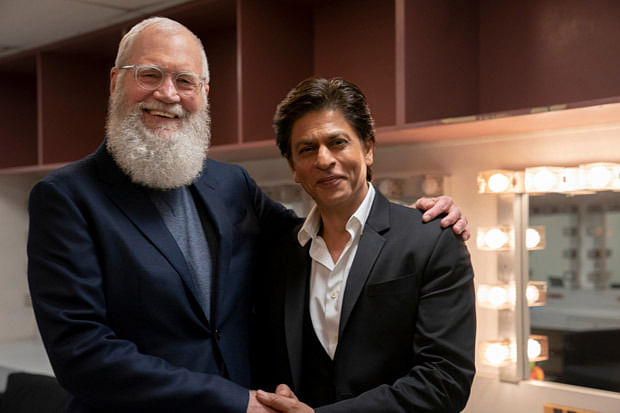 Shah Rukh Khan is his witty self in 'My Next Guest with David Letterman' Teaser
