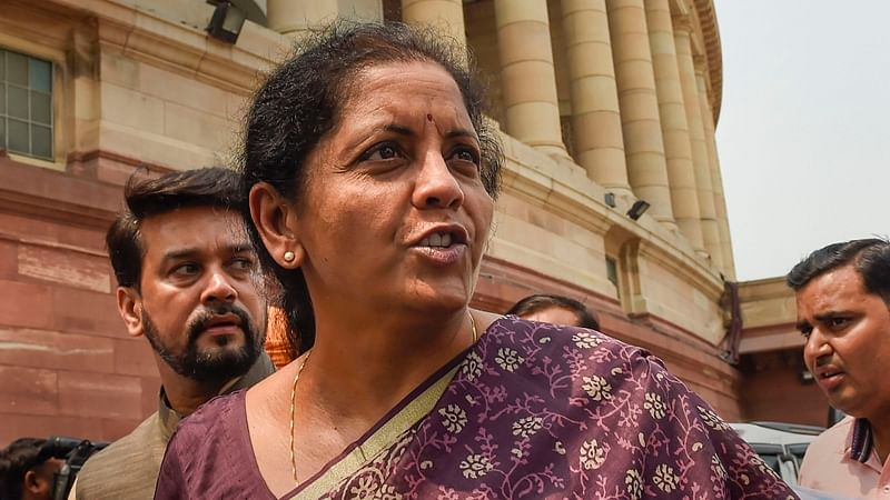 India to honour contractual commitments under various energy agreements: FM Nirmala Sitharaman
