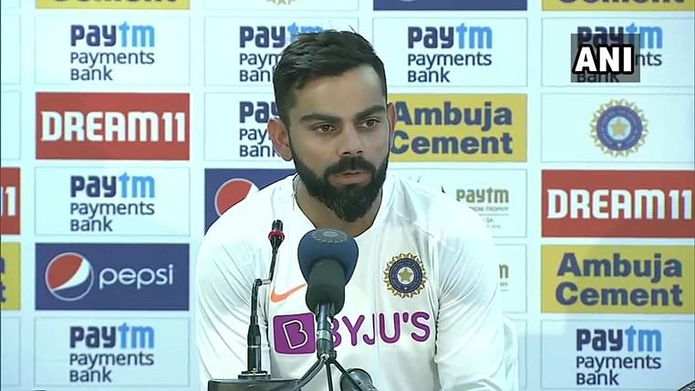 Kohli opens up on mental health demons, says he felt 'it was end of the world in 2014'