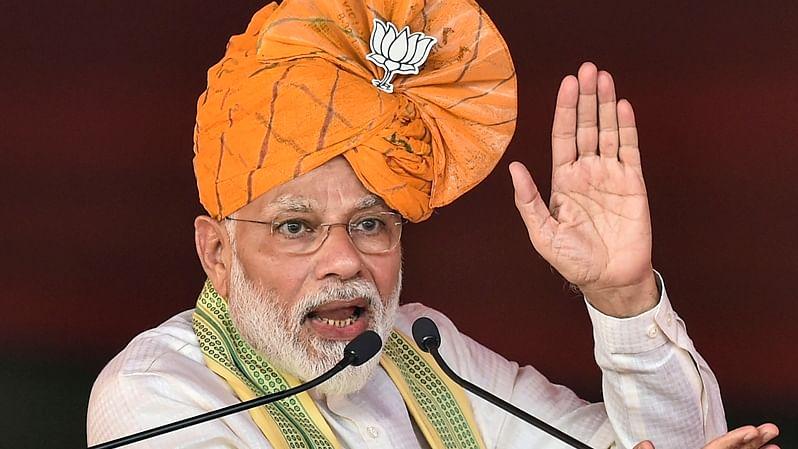 Congress spreading rumours over Article 370: PM Narendra Modi