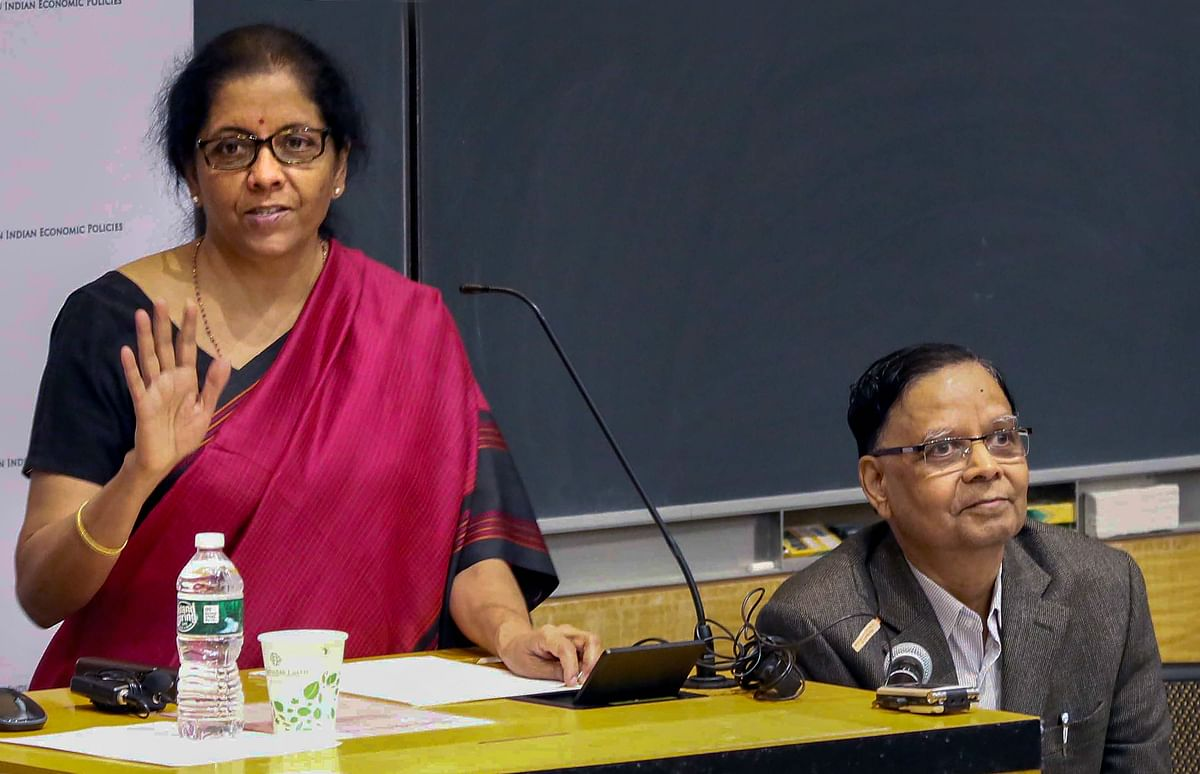 A $5 trillion economy by 2024-25 is 'challenging' but 'realisable': FM Sitharaman