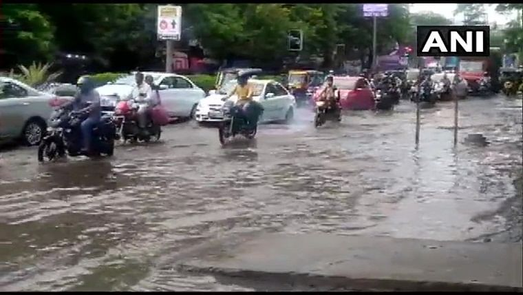 Pune Rains: Heavy rainfall causes water-logging in parts of city