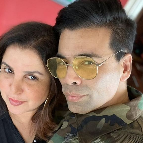 Farah Khan's Sunday lunch date was nothing less than was THE 'MET Gala of Lokhandwala'