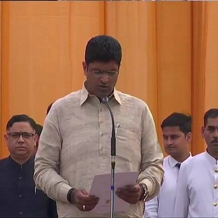 Ahead of Haryana cabinet rejig, Dushyant Chautala gets 11 departement