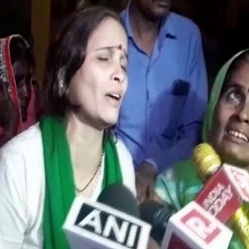 Kamlesh Tiwari murder: Wife Kiran threatens to self-immolate unless Yogi meets them, police question Maulana Anwarul Haq