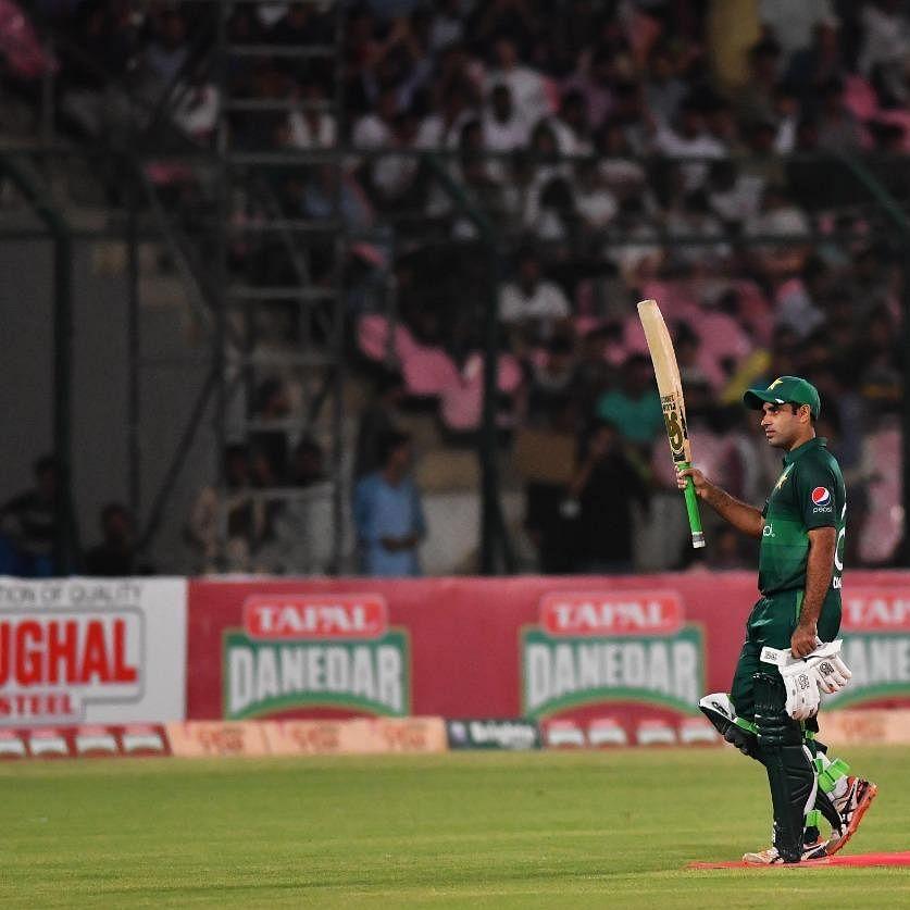 Cricket Score - Pakistan vs Sri Lanka: Pakistan won by 5 wickets