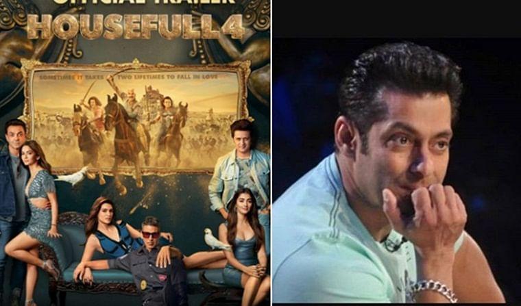 Housefull 4 crosses Rs 100 crore at Box Office, Akshay Kumar equals Salman Khan's record