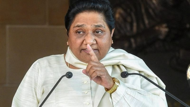 'Why is government fanning unemployment': Mayawati hits out at UP govt for sacking of 25,000 home guards