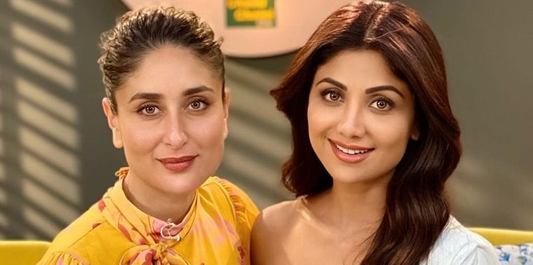 Shilpa Shetty and Kareena Kapoor are made of 'sarcasm,  sunshine and a killer jawline'