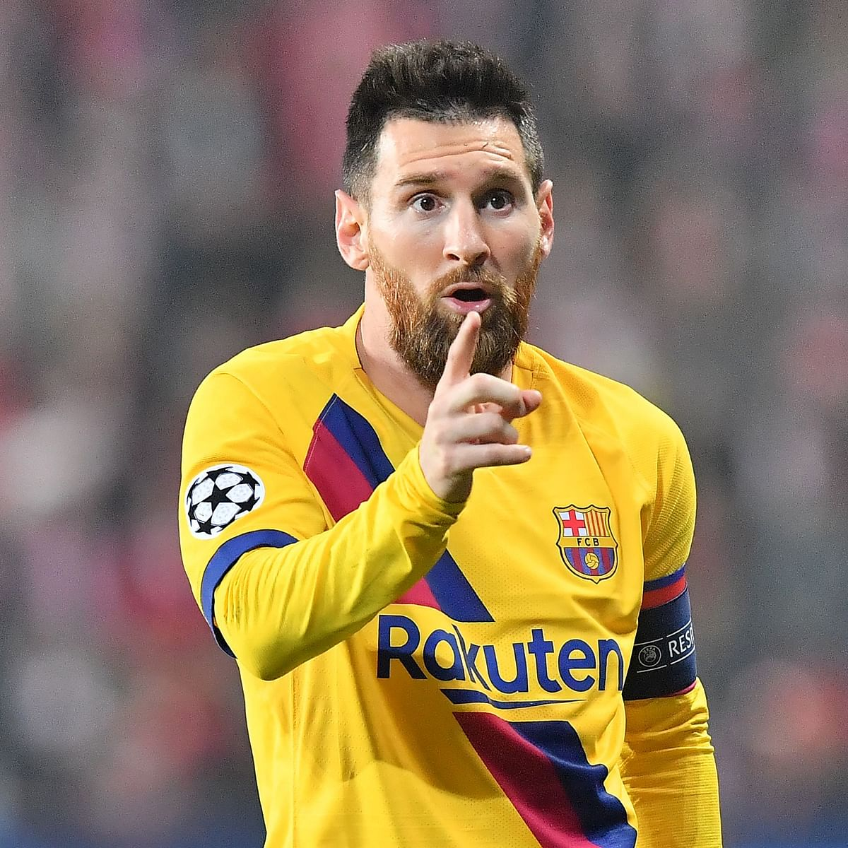 Lionel Messi will stay at Barca for next 4-5 years