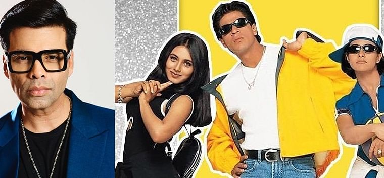 Karan Johar turns nostalgic on 21 years of 'Kuch Kuch Hota Hai'