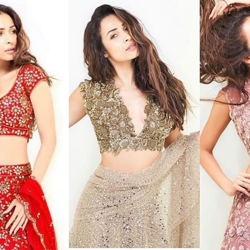 10 Traditional looks inspired by Malaika Arora to flaunt this festive season
