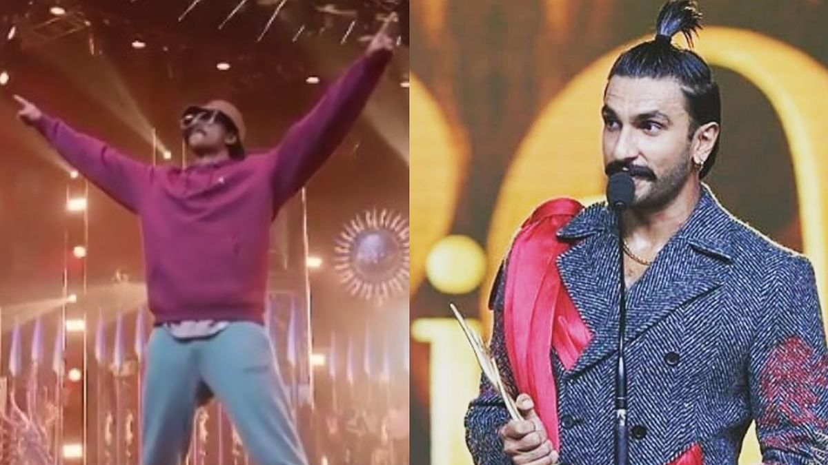Ranveer Singh's IIFA compilation is something you wouldn't want to miss today